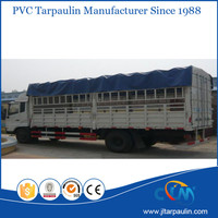 Wholesale low price PVC coated tarp for goods cover