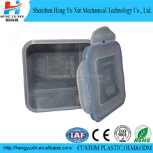 China suppier pp microwave safe airtight reusable meal prep containers