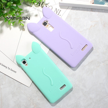 OEM silicone rock phone case