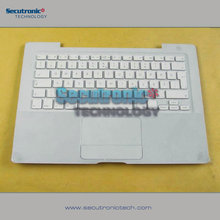 Laptop Keyboard for APPLE G4 MACBOOK A1181 13.3' Turkish White with palm (topcase)