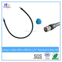 Good Quality DC-3GHz IBS RF N Male 1/2 Coaxial Jumper