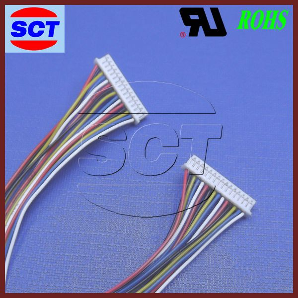Molex 51021 single row pin head connector