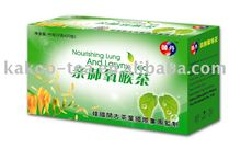 Nourishing lung and larynx tea health teabag natural herbal bags
