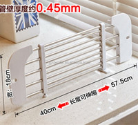 High quality stainless steel dish drying rack HC-DS01