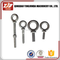 High quality marine hardware fasteners lifting eye bolt