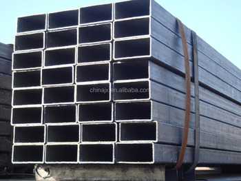 CHINA BLACK CARBON STEEL WELDED SHS/SQUARE TUBE