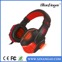 Shenzhen Factory professional wired gaming headphone