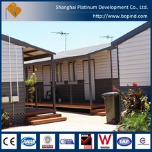 Living Container House Well Finished Mobile Prefab House for Staff Accommodation