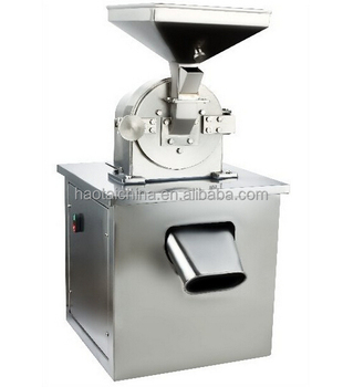 Good stainless steel high speed pulverizer for making fine powder / industrial food pulverizer grinder crusher