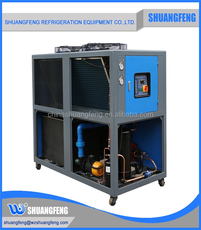 SHUANGFENG new design glycol chiller air cooled
