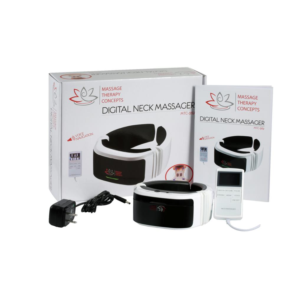 Home Using Multi-Models Electric Pulse&Vibrating Neck <strong>Massager</strong>