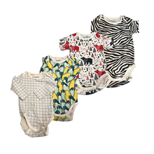 Hot Sale Customized Rompers Organic Cotton Baby Clothing
