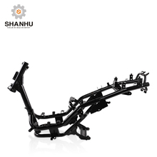 High quality factory price electric scooter motorcycle frame for adult