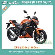 Factory Supply royal bike 200cc road legal CHEAP street racing motorcycle XF3 (200cc, 250cc, 350cc)