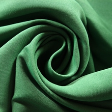 Dyed grass green 320D Polyester Taslan 125gsm for sports wear /gym suit /sports jerseys and bags fabric