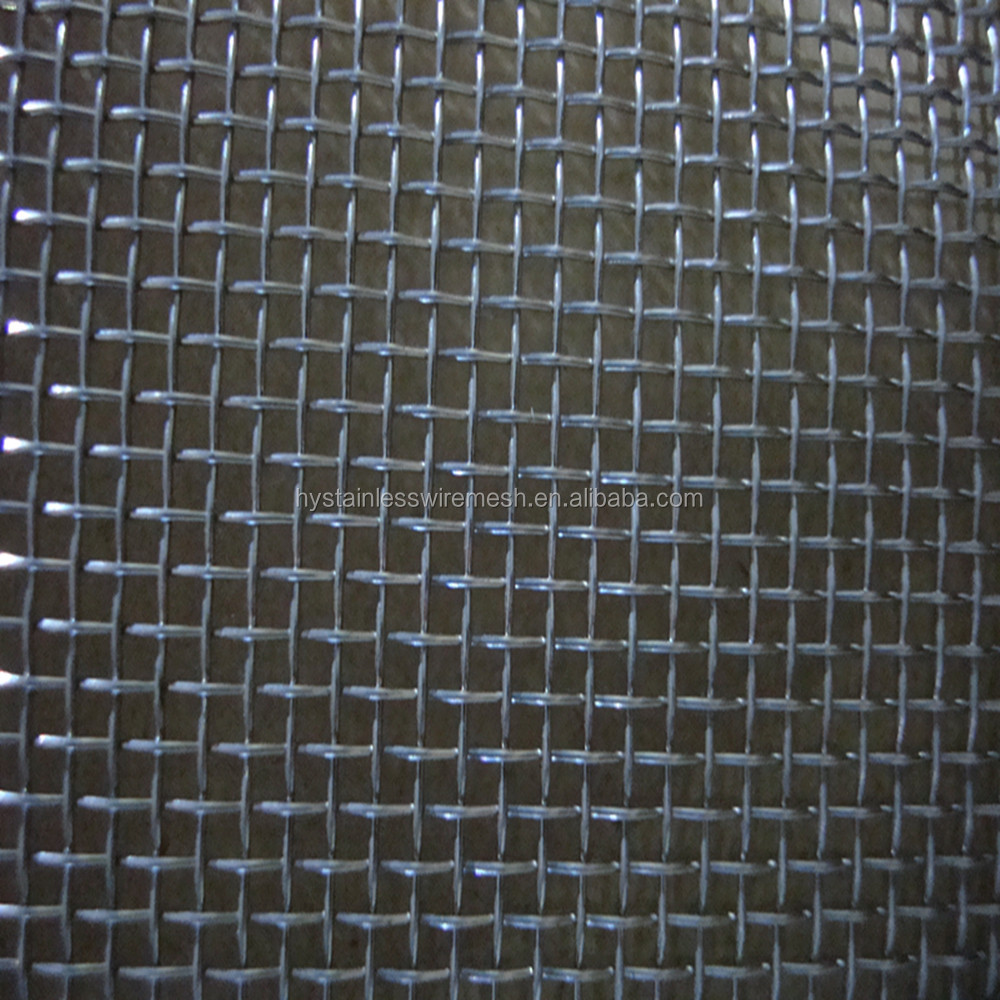 Manufacturer in china stainless steel wire mesh black roll