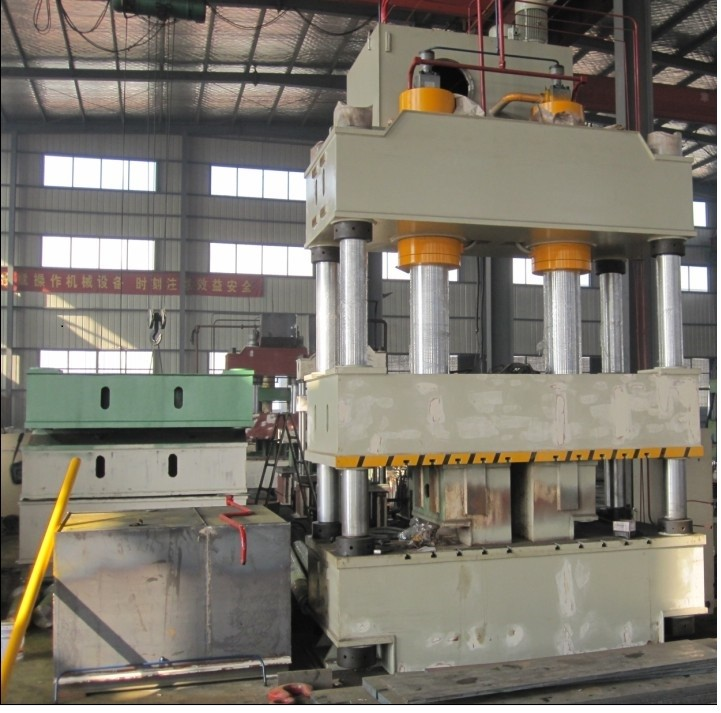Y32 series 4 four column hydraulic press machine,hydraulic press brick machine