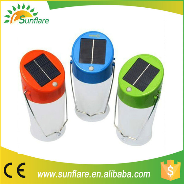 factoryprice portable and rechargeable solar lamp