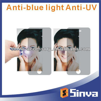 Free Sample, Anti Blue Light Anti UV Screen Protector for All Models