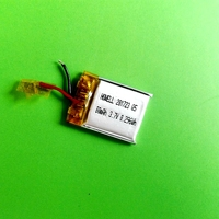 IEC62133 UN38.3 approved rechargeable ultra thin battery / thin li ion battery / ultra thin battery 5v 281723