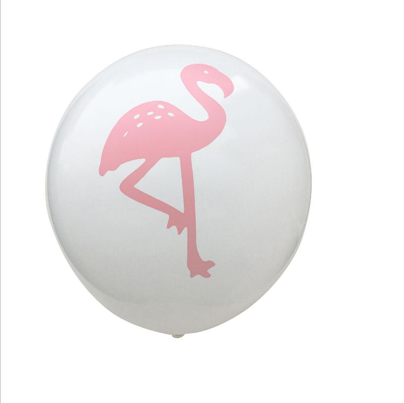Amazon Hot Pink Flamingo Theme Party Decoration Set for Baby Shower It's a Girl Party Supplies