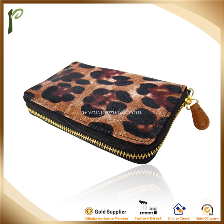 2014 Hot Fashion Purse/ PU Leather Ladies leather clutch bag
