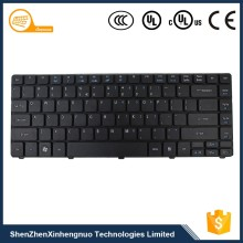 Custom Low Price Laptop Keyboard with Arabic English Keyboard Replacement for Acer