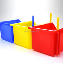 plastic storage bins plastic tray for small parts screws tools screw