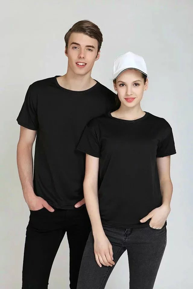OEM short sleeve mens t shirt 100% cotton jersey blank polo shirt