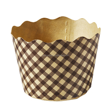 Heat Resistance Kraft Paper Baking Cup Greaseproof Muffin Cake Cup