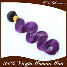 Factory Price Tangle Free hair color wholesale china hair dye brazilian buy human hair online