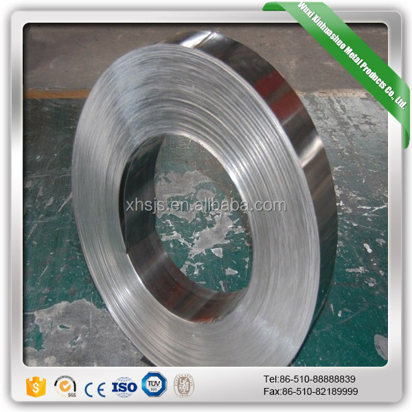 430 2B BA 8K Surface High Quality Thin Stainless Steel Strip Thin Steel Coil
