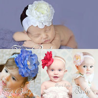 2013 Topbaby baby flower hair accessory hair bands for girls headwear flower fashion headband baby