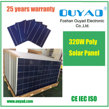 full container 7days delivery time 300w 320w poly solar panel factory wholesale price