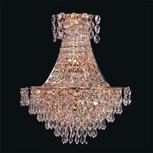 LED luxury modern wholesale crystal chandelier ceiling pendant light 71039