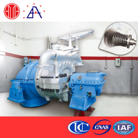 Hot Sale Used For Cogeneration Project Of Textile Industry 35mw Gas Engine Genset Turbine