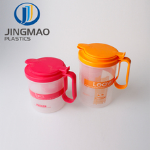 bpa free Home Using Plastic Water Pitcher Set With 4 Cups