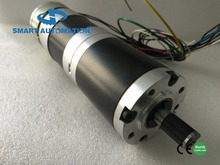 52PLG.57BL Series Brushless Dc Planetary Gear Motor catalogue, Brake + Encoder Option