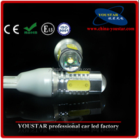 High Power CREE CAR LED Projector 11W Light Bulbs T10 T15 DC 12V
