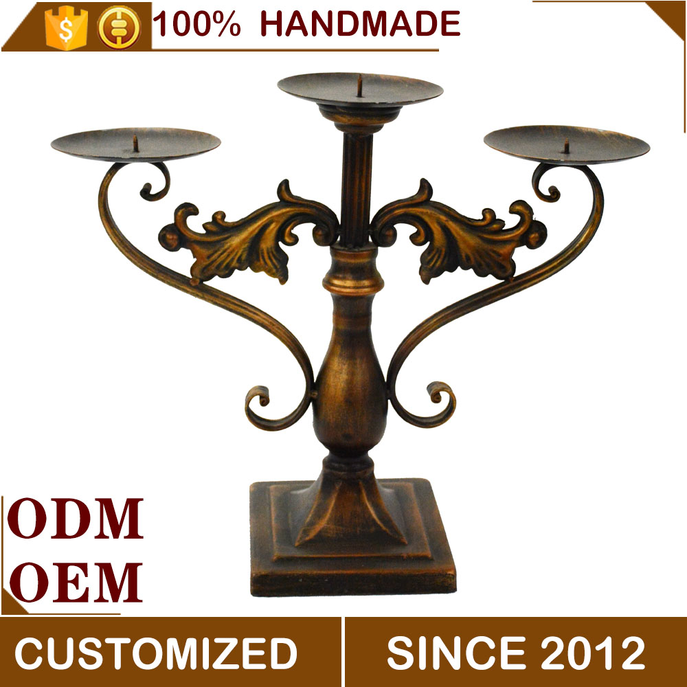 MYEE 3 tier Decorative Candle Holder