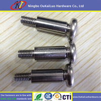 Stainless steel shoulder bolt/ Socket shoulder screw/Stripper bolt with nut