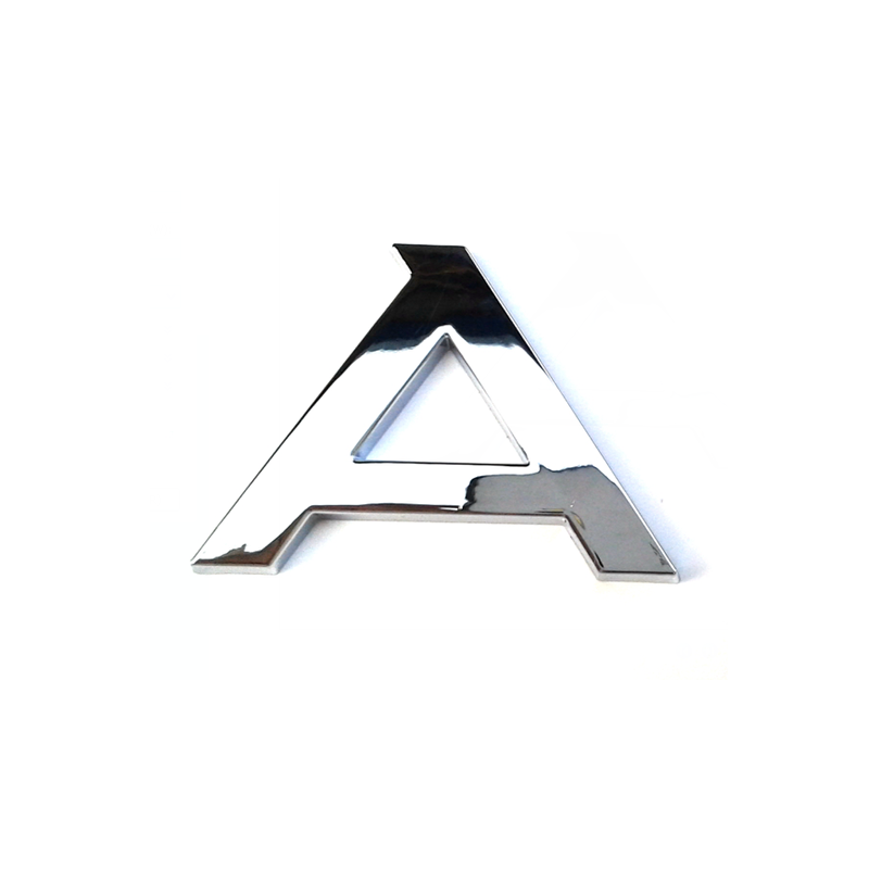 Wholesale Letter Chrome Abs Online Buy Best Letter Chrome Abs From