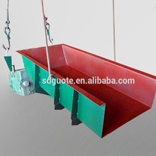 vibration pan feeder for quarry mining