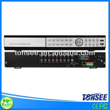 H.264 FULL D1 8CH DVR(HVR),title 1 definition