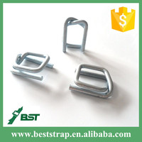 BST Plastic Strap Steel Wire Buckles Stainless Steel Webbing Buckle