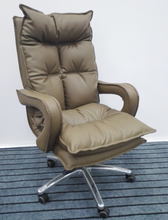 High back boss leather office chair T600