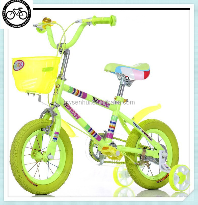 China Supplier Child Bicycle / 3-5 Years Kid Bicycle Baby Girl Bike