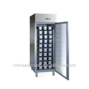 refrigerated GN cabinet with 10 shelves