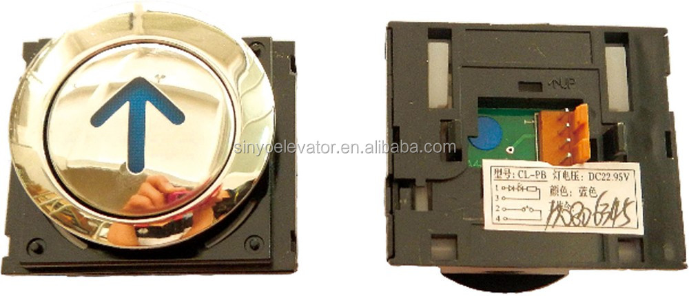 Push Button For HITACHI Elevator RL1-MA