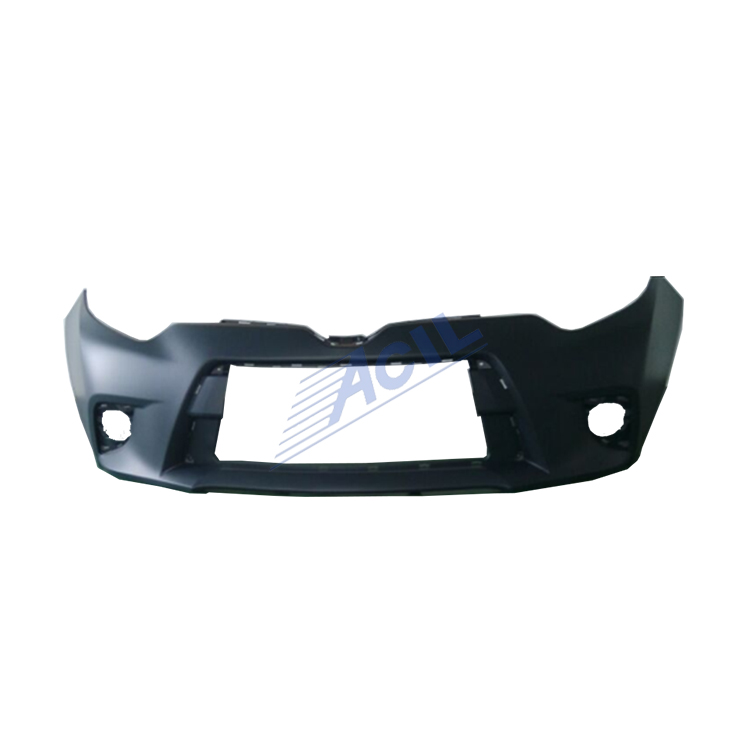 Wholesale Factory Supplier Auto Front Bumper For COROLLA 2014 USA